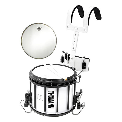 Thomann SD1412W HT Marching with Remo Cybermax Snare Set