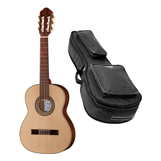 Thomann Classic Natura 1/2 Classical Guitar Bundle