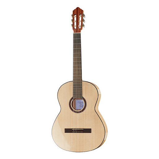 Thomann 1F Flamenco Classical Guitar - Natural High Gloss