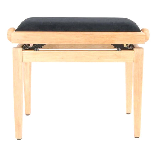 Thomann KB-45NM Piano Bench - Beech Natural Matte