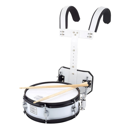 Thomann SD1204W Marching Snare Drum Set - White