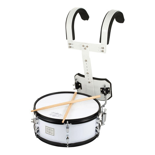Thomann SD1455W Marching Snare Drum Set - White