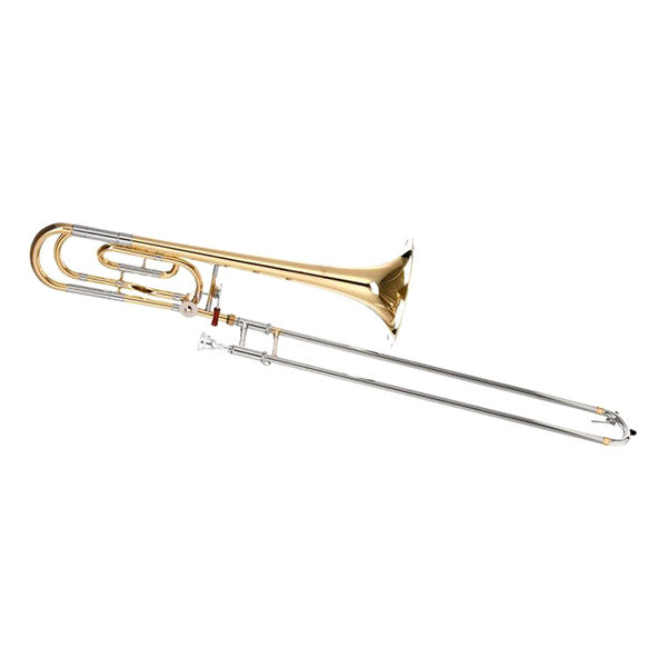 Thomann Classic TF525 L Bb/F-Tenor Trombone with F-Attachment - Clear  Lacquered