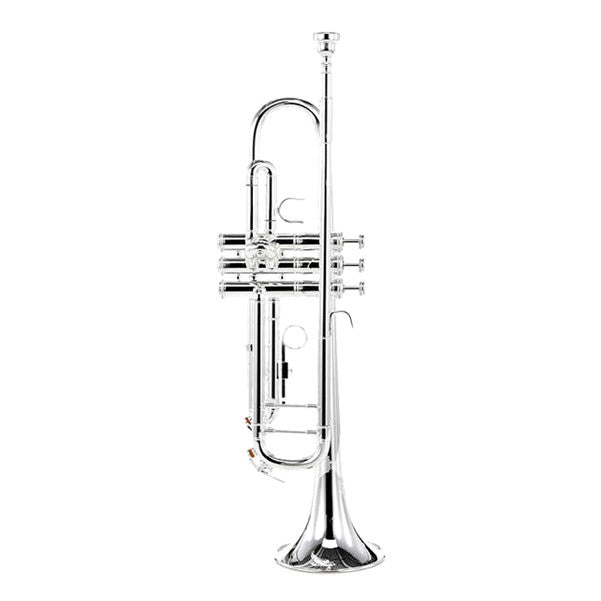 Thomann TR 620 S Bb-Trumpet - Silver Plated