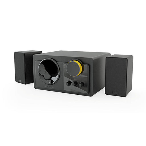 Thonet and Vander Grub 2.1 Wooden Multimedia Speakers