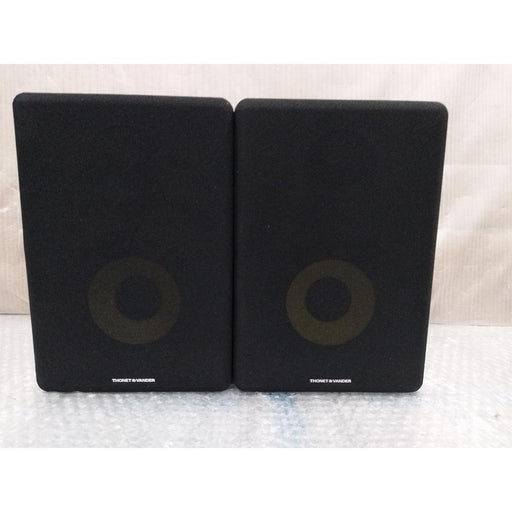 Thonet and Vander Kurbis Bt Bluetooth speakers - Open Box