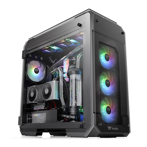 ThermalTake View 71 Tempered Glass ARGB Edition Full Tower Computer Chassis