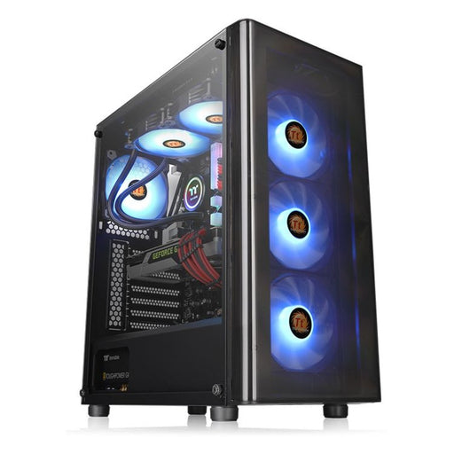 ThermalTake V200 Tempered Glass RGB Edition Mid Tower Computer Chassis