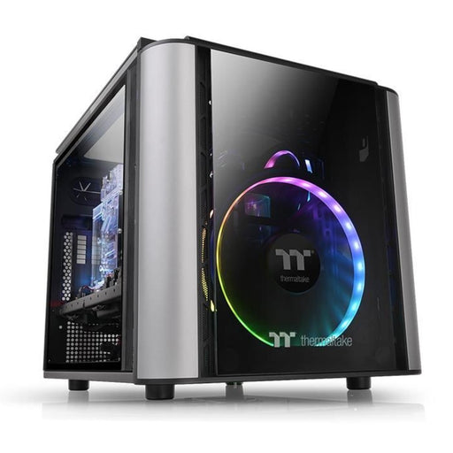 ThermalTake Level 20 VT Micro Computer Chassis- Black