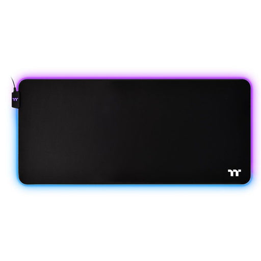 ThermalTake Level 20 RGB Extended Gaming Mouse Pad- Black