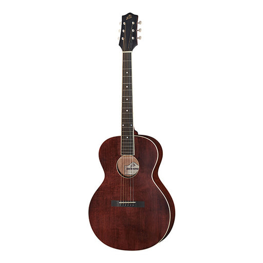 The Loar LH-204 Brownstone Dreadnought Acoustic Guitar - Brown Matte