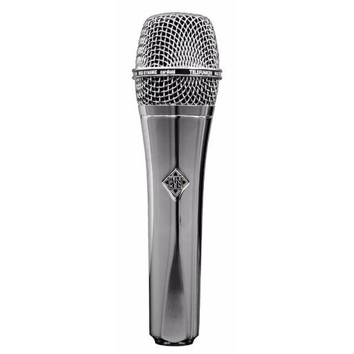 Telefunken Usa M80 Chrome Dynamic Microphone