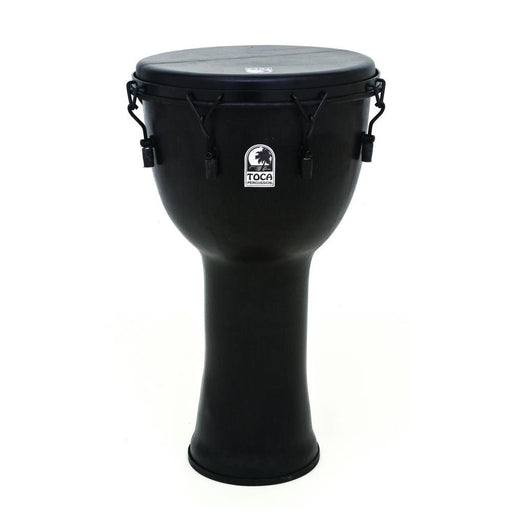Toca SFDMX-9BM 9 Inch Freestyle Black Mamba Mechanically Tuned Djembe