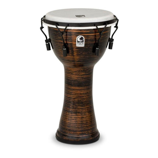 Toca TF2DM1-0SC Freestyle II Mechanicaly Tuned 10 Inch Djembe