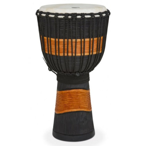 Toca TSSDJ-LB Street Series Djembe- Brown & Black- Large