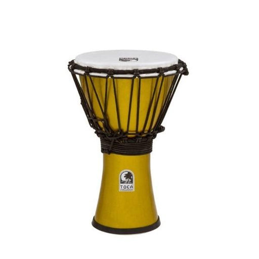 Toca TFCDJ Freestyle Colorsound 7-Inch Djembe