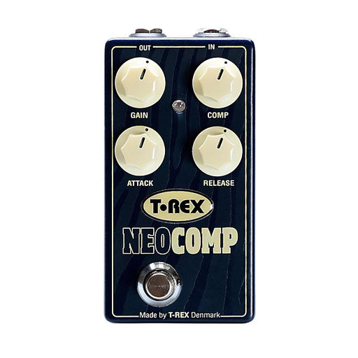 T-Rex NeoComp Compressor Guitar Effects Pedal