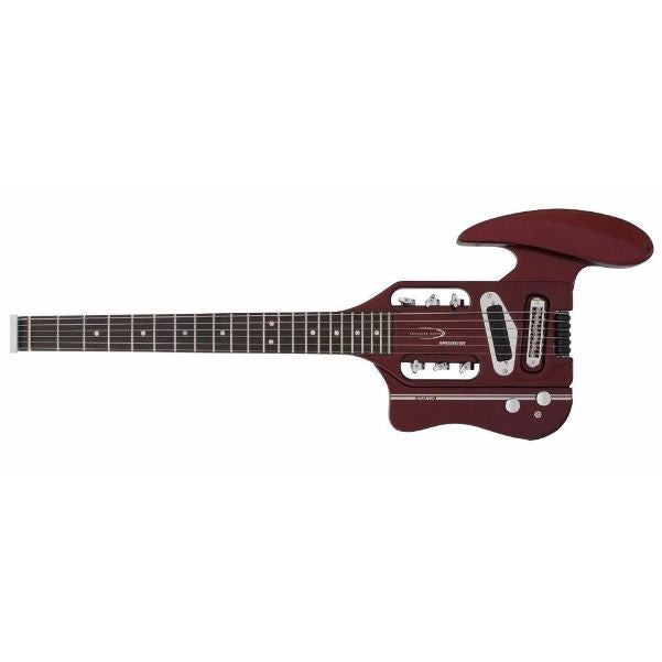 Traveler Speedster Hot Rod Left Handed Electric Guitar with Gig Bag