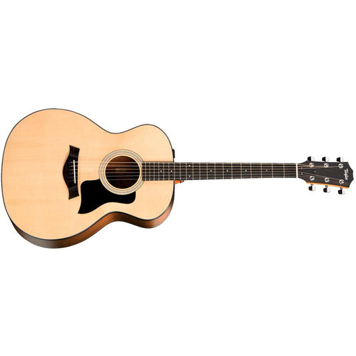 Taylor 114e 6-String 2017 Acoustic Guitar - Layered Walnut Back and Sides - Ebony Fretboard - Natural Finish