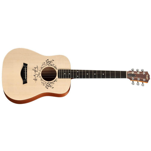 Taylor TSBTe Swift Baby Taylor 6 Strings Dreadnought Electro Acoustic Guitar With Bag- Natural