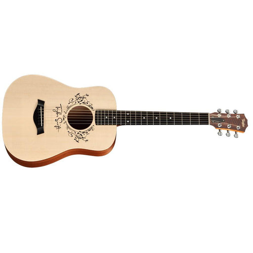 Taylor TSBT Swift Baby Taylor 6 Strings Dreadnought Acoustic Guitar With Bag- Natural