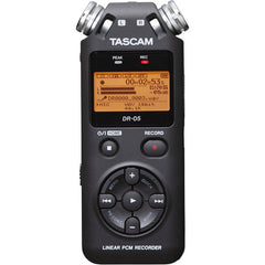 Tascam DR-05 Portable Solid State Recorder Version 2
