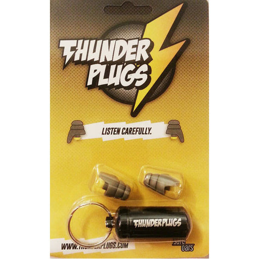 Thunderplugs Hearing Protection Earplugs for Music Professionals