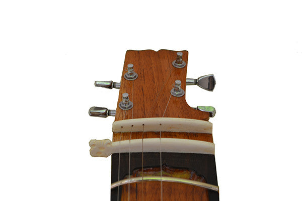 Ultimate Guru Gandhar Pancham Flat Travel Sitar