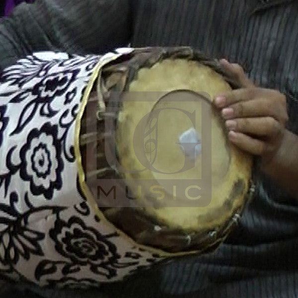 Ultimate Guru Mridangam Tuning Clay