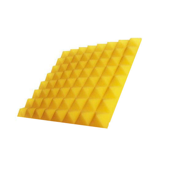 Aurica Pyramid Sound Proofing Acoustic Foam Panel 10inchx10inchx2inch