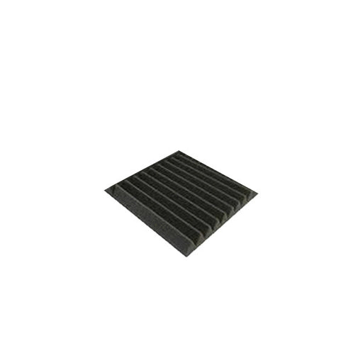 Aurica Wedge Shaped Sound Proofing Acoustic Foam 10inchx10inchx2inch