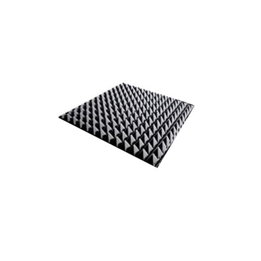 Aurica Pyramid Shaped Sound Proofing Acoustic Foam Panel 2'x2'x2""