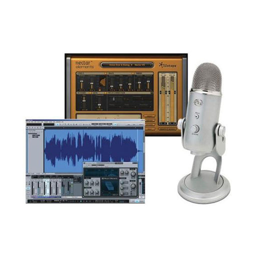 Blue Microphones Yeti USB Studio Bundle