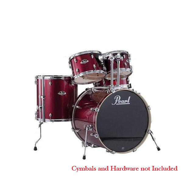 bajaao com buy pearl exx 5 piece hybrid shell pack online india musical instruments shopping. Black Bedroom Furniture Sets. Home Design Ideas