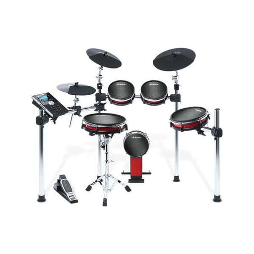 Alesis Crimson Mesh Kit 5-Piece Electronic Drum Kit with Mesh Heads