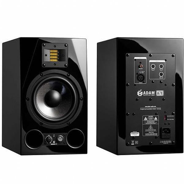 ADAM Audio A7X Active Studio Monitor - Made in Germany