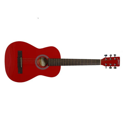 Amaze AW34-101 Acoustic Guitar - Red
