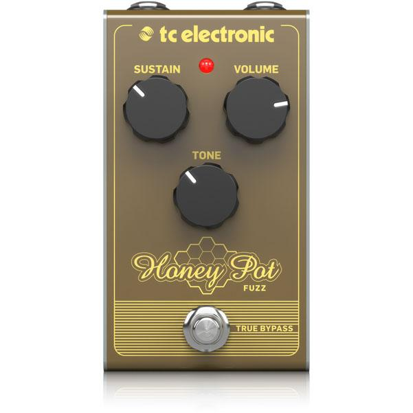 T.C. Electronic Honey Pot Fuzz Pedal