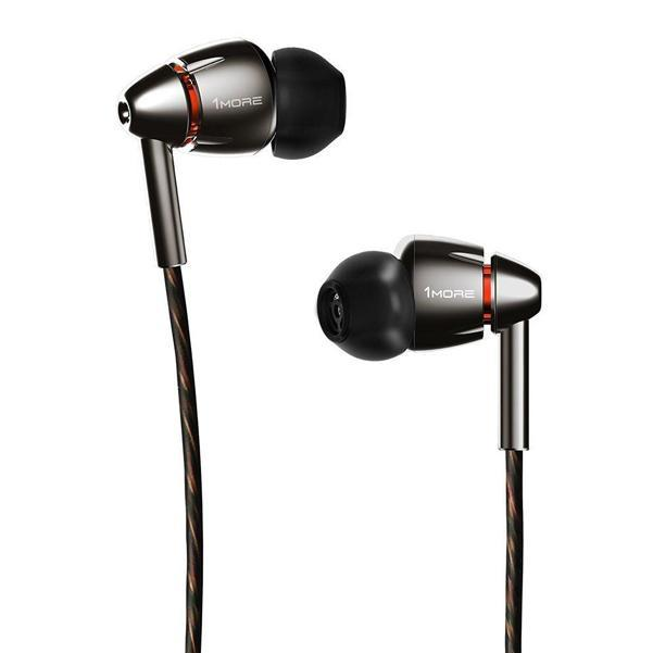 1More Quad Driver Earphone with Microphone