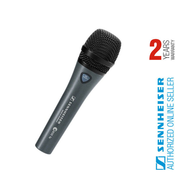 Sennheiser e835 FX Handheld Dynamic Microphone with Mic Control