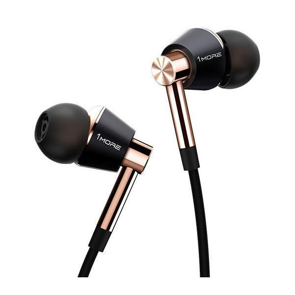 1More Triple Driver Earphones with Microphone