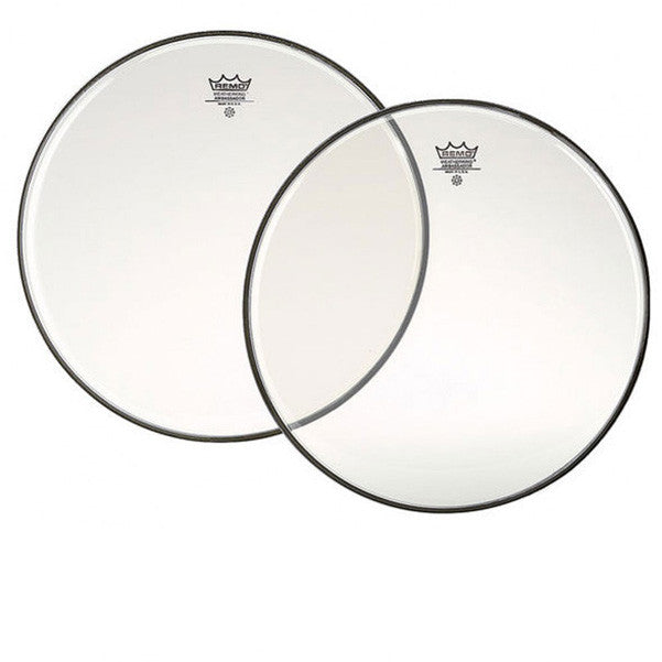 Remo EN-0314-BA Taiwan AMB Batter Head Clear 14'' Drumheads