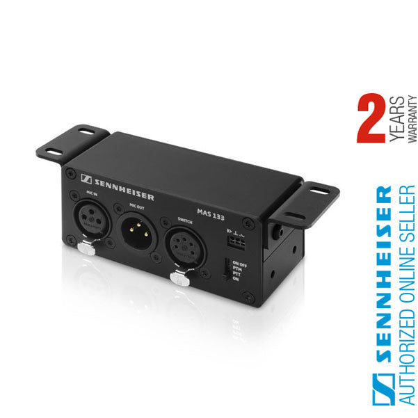 Sennheiser MAS 133 XLR Inline Logic Box for Microphone