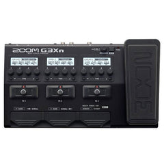 Zoom G3XN Multi-Effects Guitar Processor with Expression Pedal
