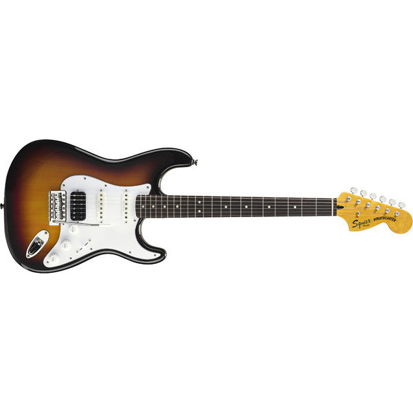 Sequier Vintage Modified HSS Stratocaster Electric Guitar Rosewood Fretboard - 3 Tone Sunburst