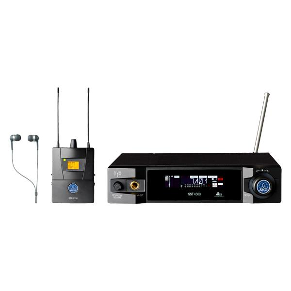 AKG IVM4500 In Ear Monitor Set Wireless System