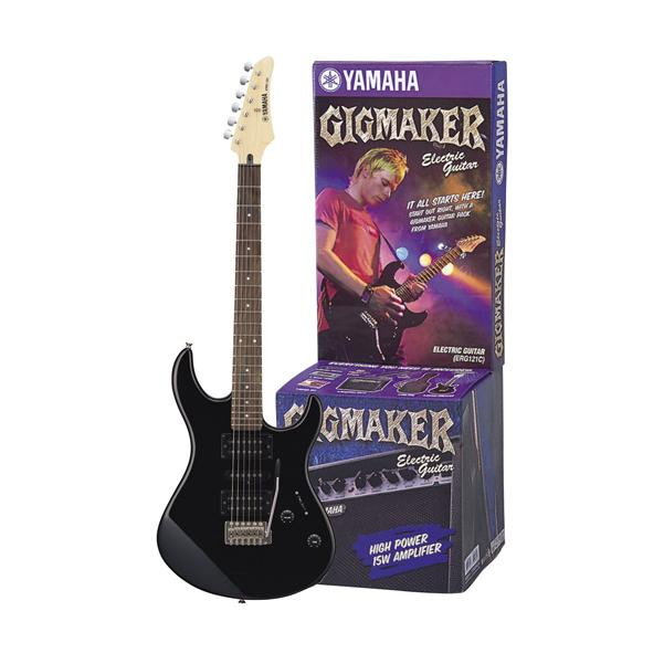 Yamaha ERG121GPII Electric Guitar Kit