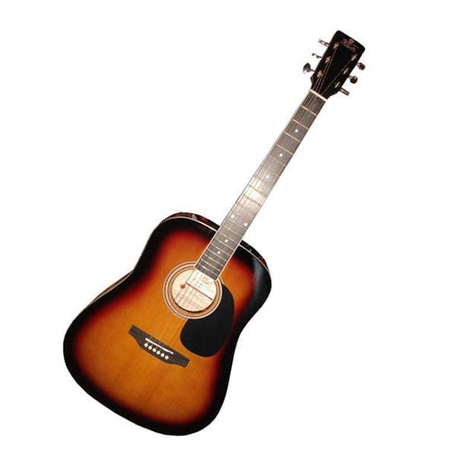 Pluto HW41-201 Jumbo Acoustic Guitar - Sunburst - Open Box
