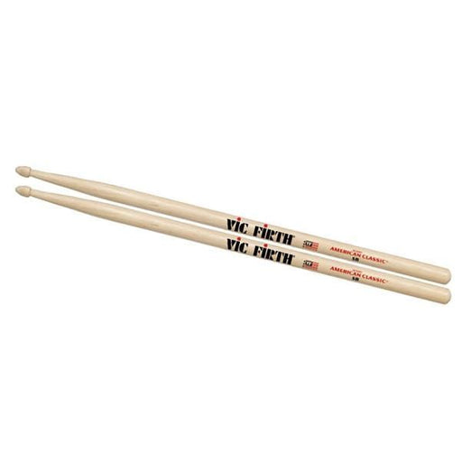 Vic Firth 5BW American Classic Natural Drum Sticks