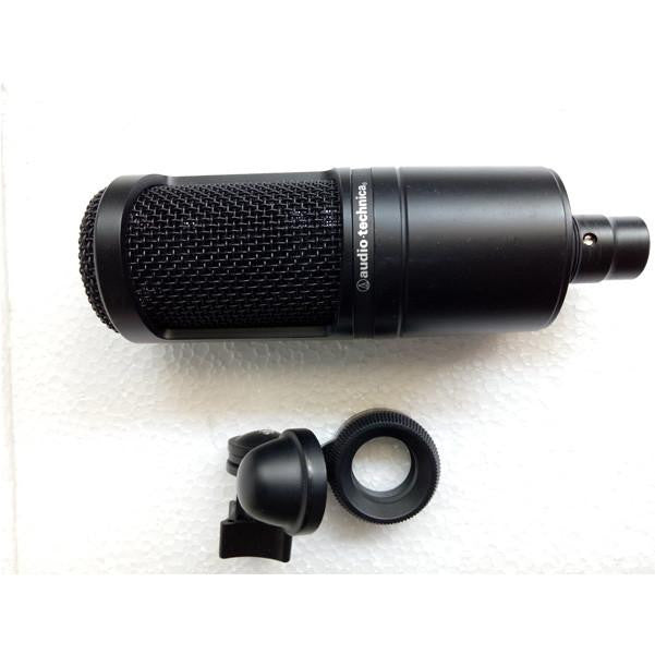 Audio Technica AT4040 Large-Diaphragm Studio Condenser Microphone -Open Box